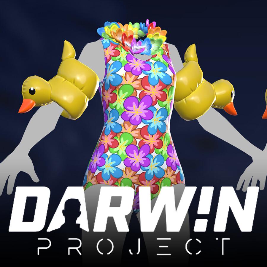 Darwin Project - Hero Characters