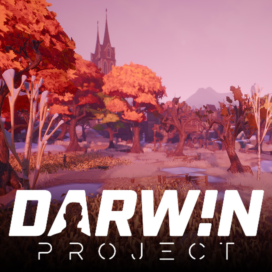 Darwin Project - Gould City Assets