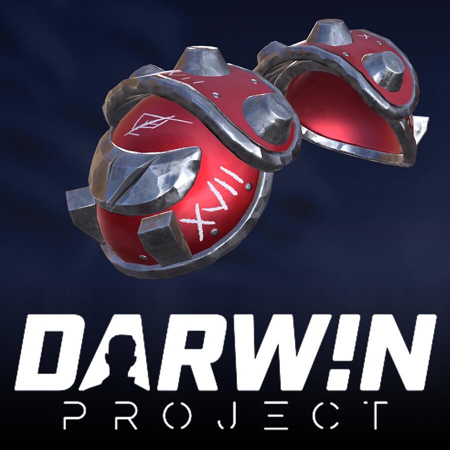 Darwin Project - Armors 2019