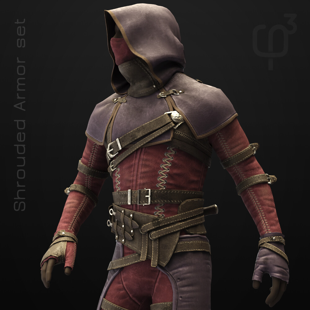 Shrouded Armor set