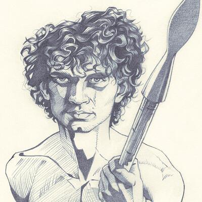 Wendy de boer wendy de boer portrait study004 icon