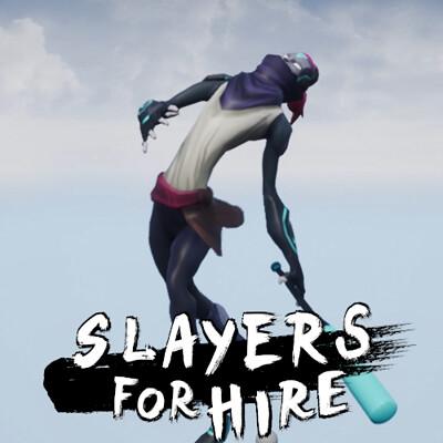 Slayers for Hire - Slugger