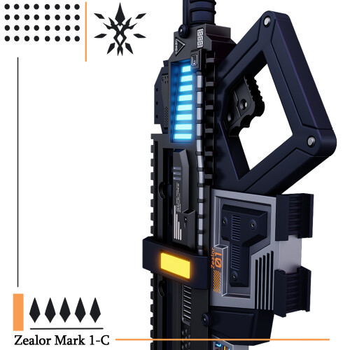Concept GunSword