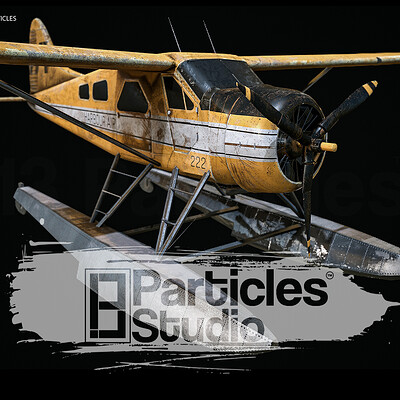 DHC-2 Beaver Seaplane (In House Project)