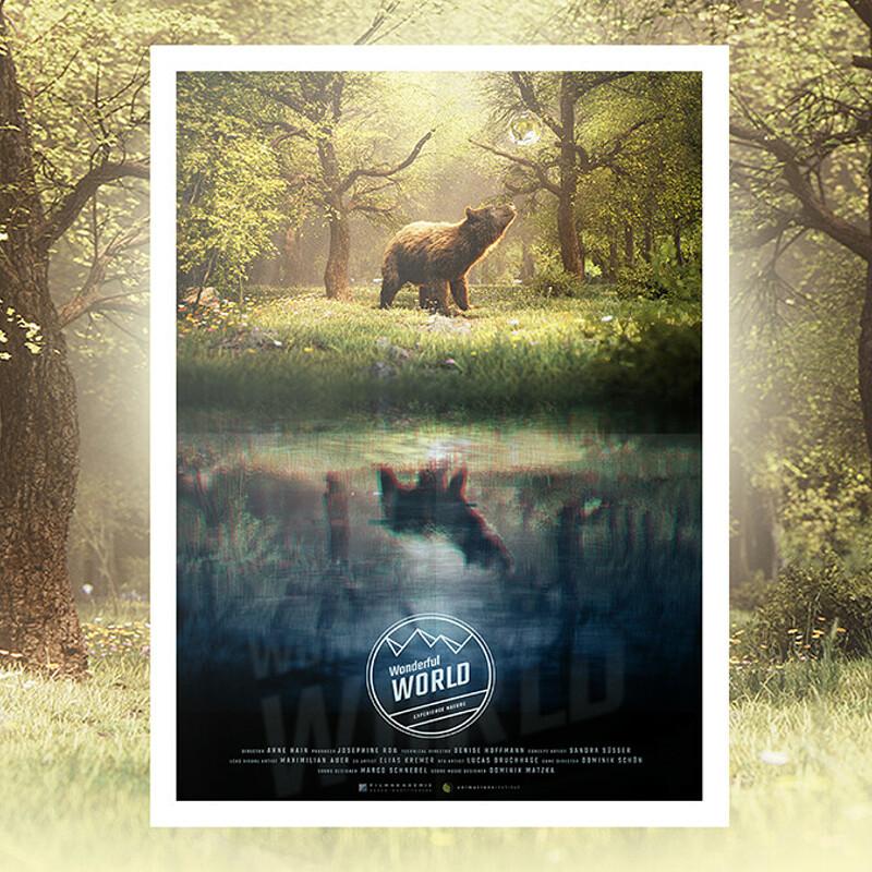Wonderful World – Concept Art & Design - FMX Trailer & AR Sandox