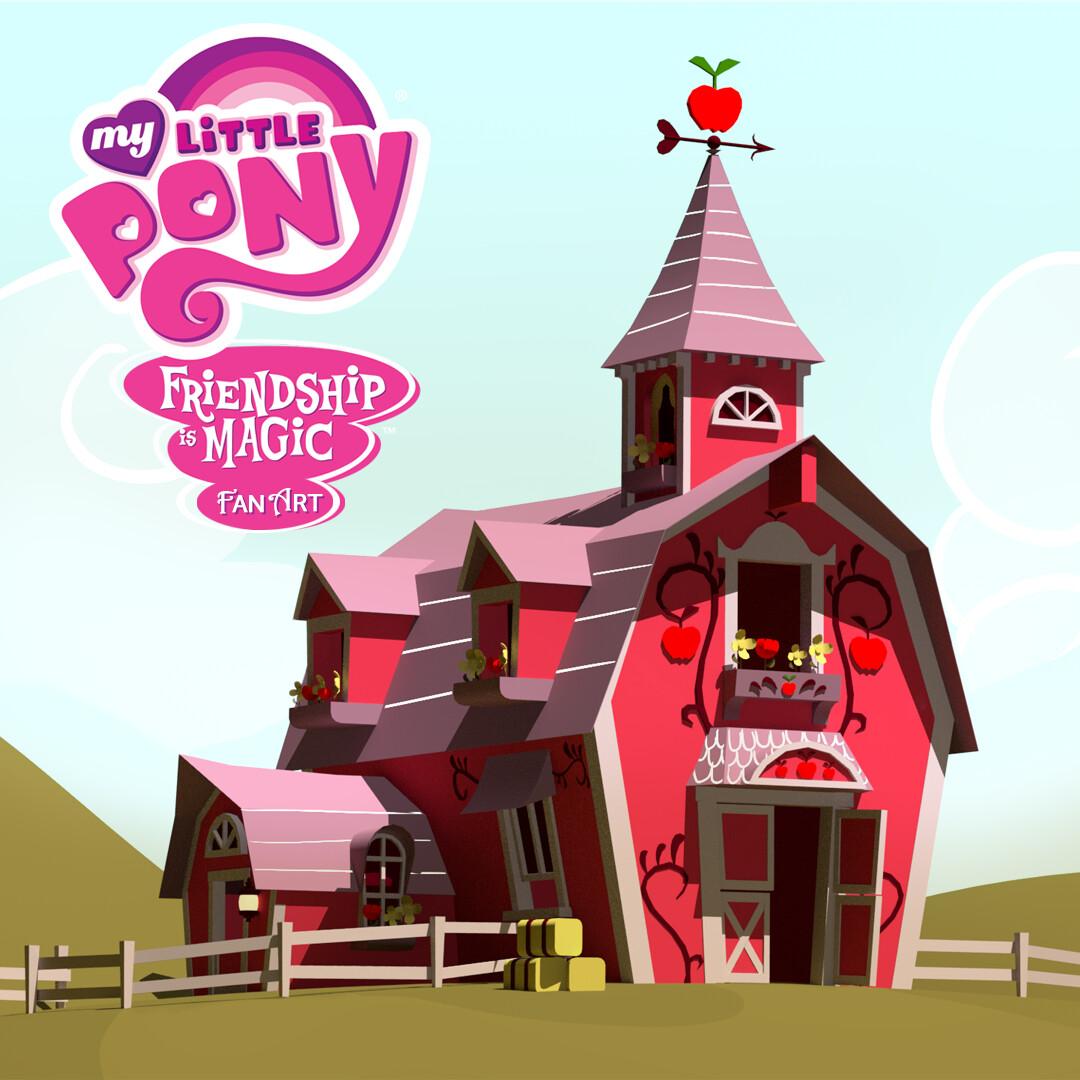 My Littlle Pony: Sweet Apple Acres