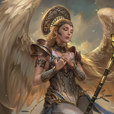 Maerel hibadita sophial angel of love finish sampul
