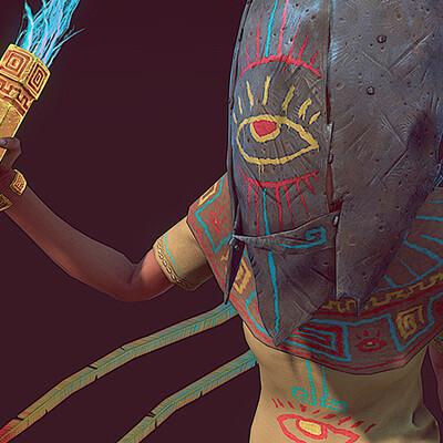 Lucas hug lucas hug shaman