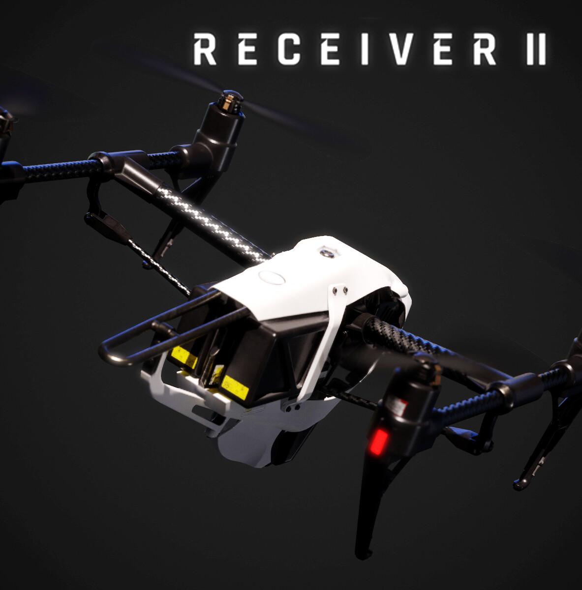 Shock Drone