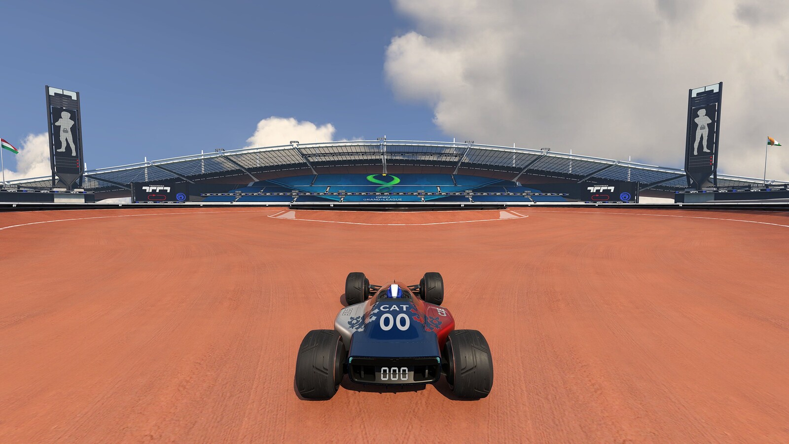 Trackmania 2020 : RoadDirt Branches
