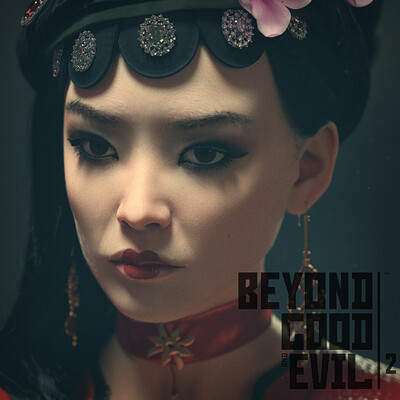 Beyond Good & Evil 2 - Li Daiyu