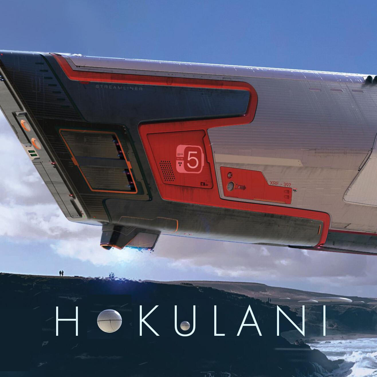 Space Voyager - Hokulani