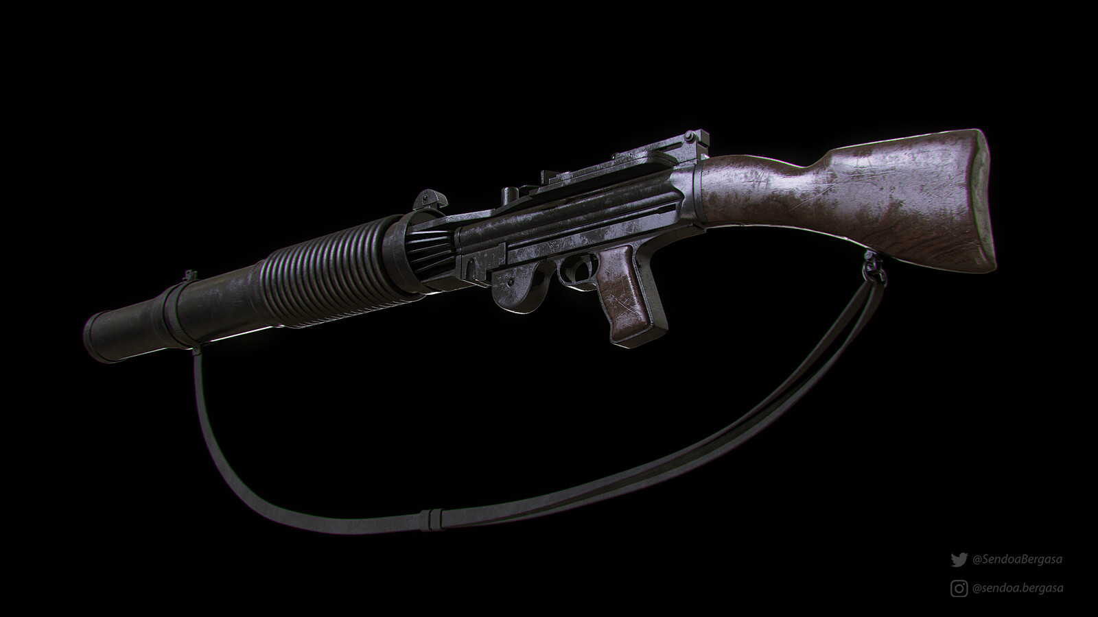 T-21 Light Repeating Blaster