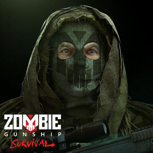 Zombie Gunship Survival portraits