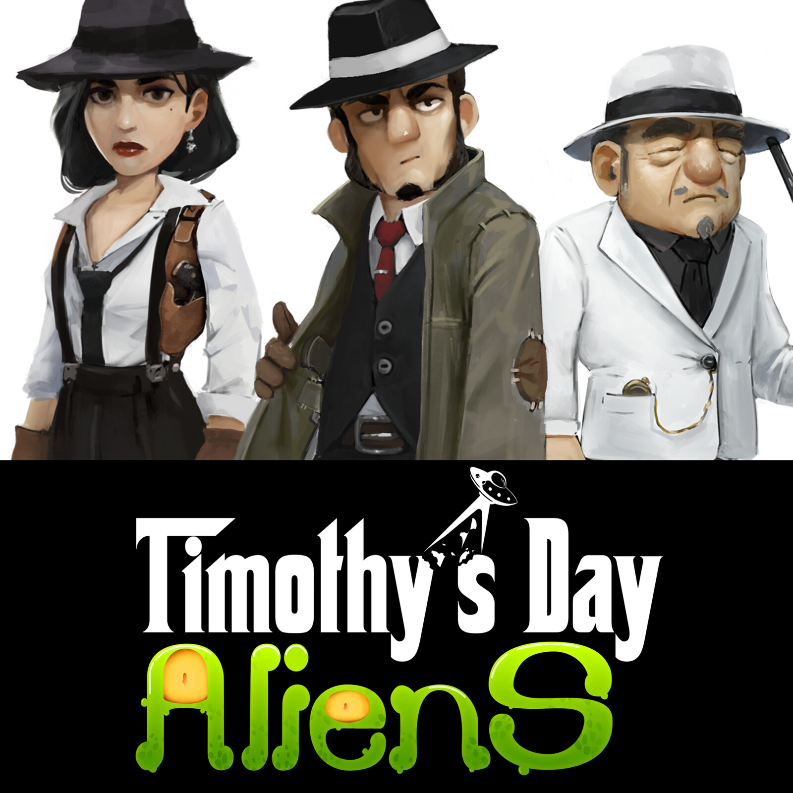 Timothy's days: Aliens