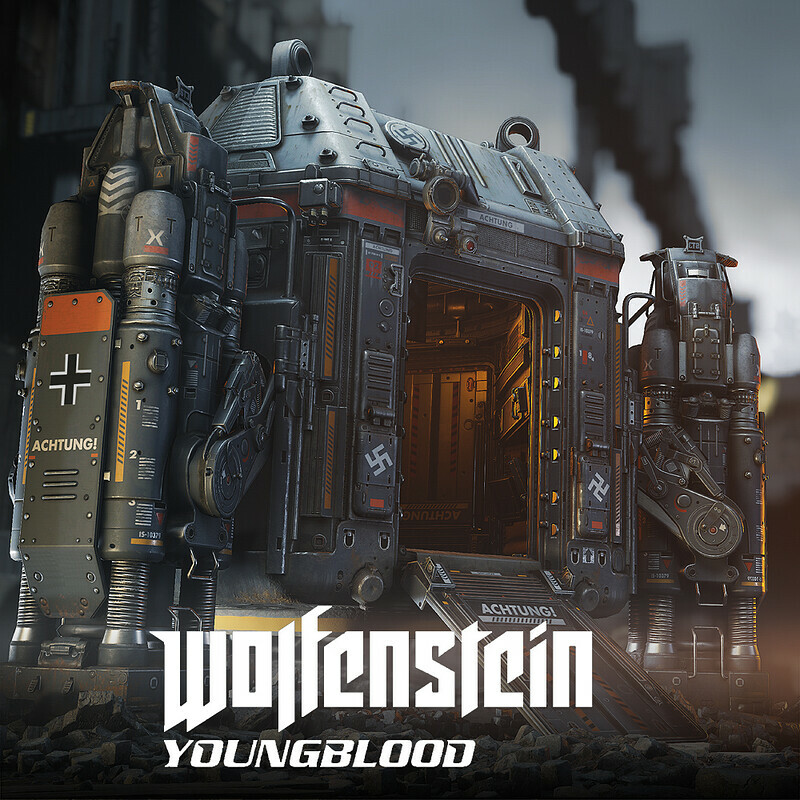 Wolfenstein: Youngblood - DropTower
