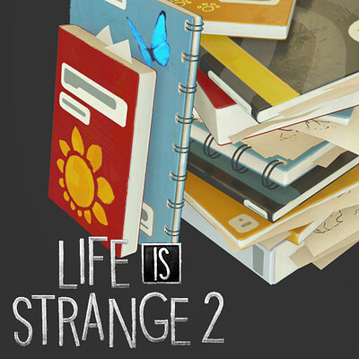 Life is Strange 2 - small props 2