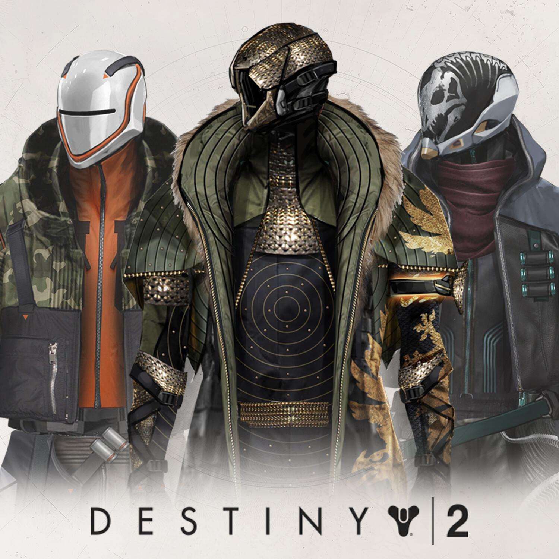 Destiny 2 - Streetwear