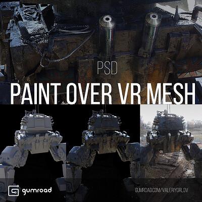 Val orlov val orlov paint over vr mesh valorlov main 1