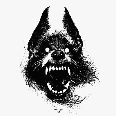 Seweryn vvilczy jasinski werewolf square