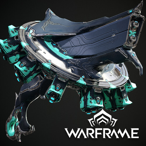 Tenno Heavy Revolver