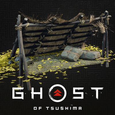 Ghost of Tsushima || Props