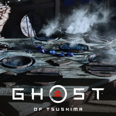 Ghost of Tsushima || Sago