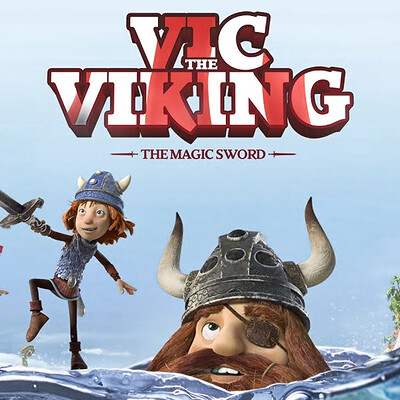 Vic the Viking - The Magic Sword