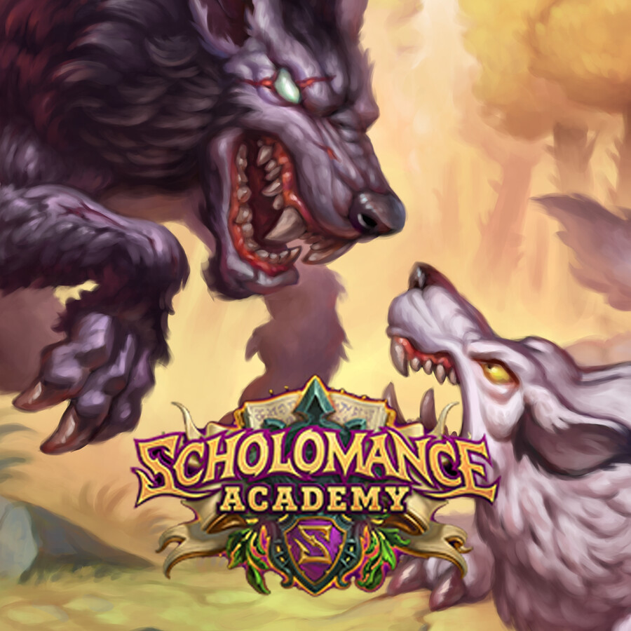 Hearthstone: Scholomance Academy - Survival of the Fittest