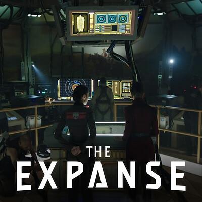 The Expanse: Behemoth UI