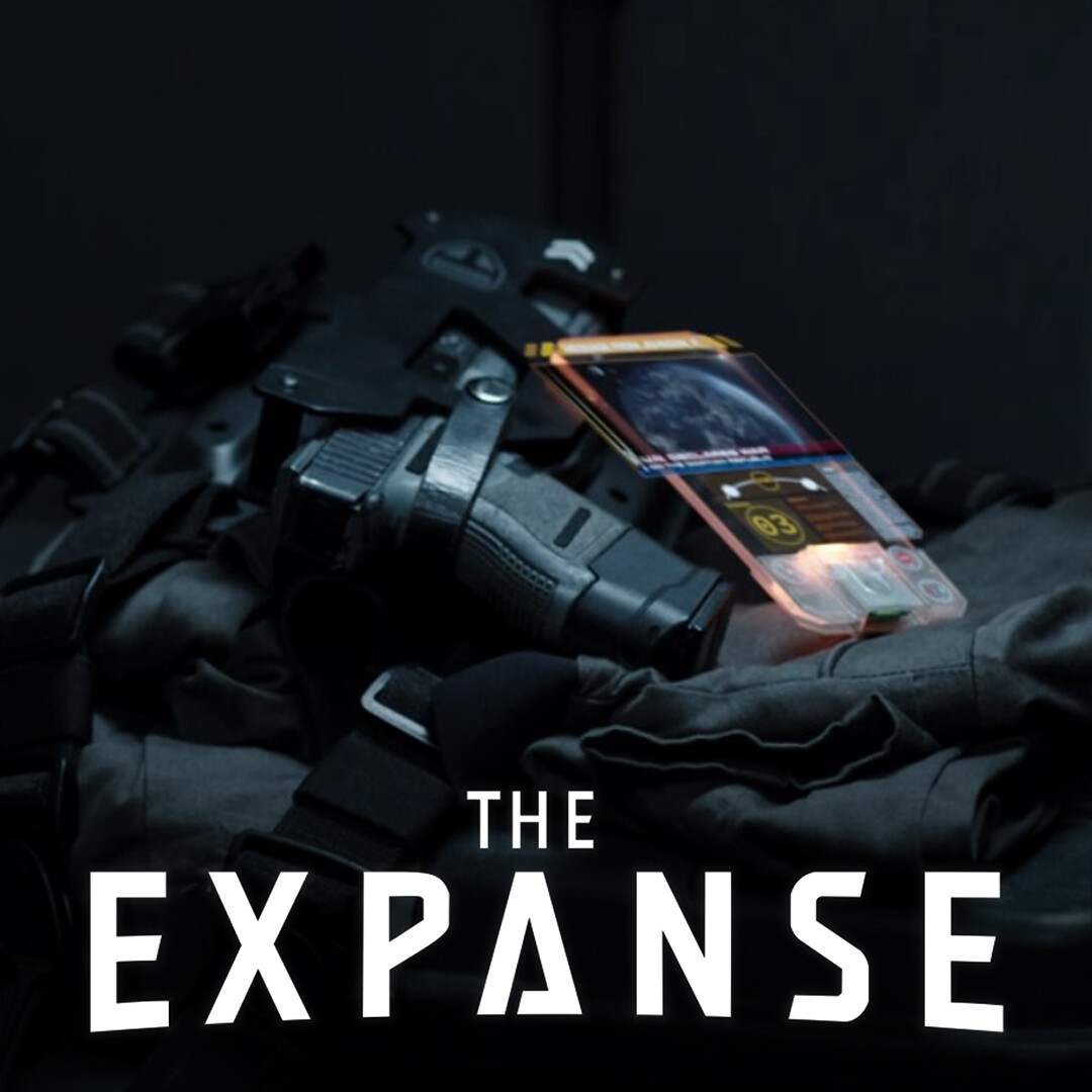 The Expanse: Comm UI