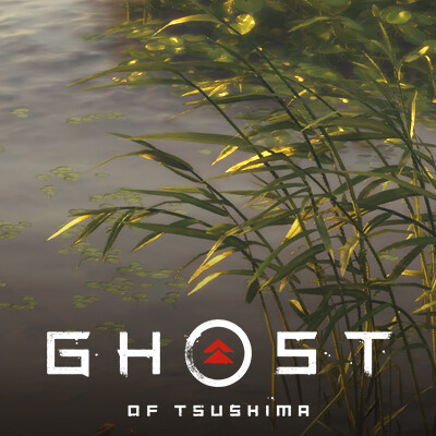 Groundcover - Ghost of Tsushima