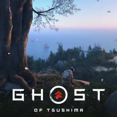 Location Work - Ghost of Tsushima