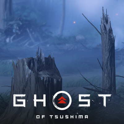 Forest Destruction - Ghost of Tsushima