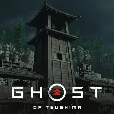 Ghost of Tsushima || Komatsu