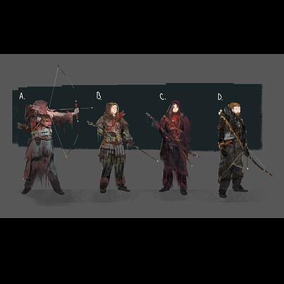 Josh durham josh durham archer sketches square