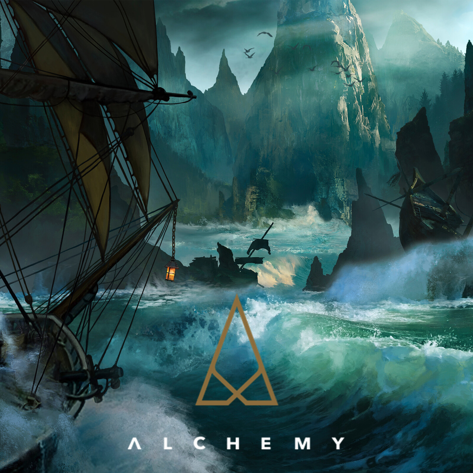 Dangerous journey - Alchemy RPG