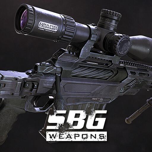 Precision Rifle Cal. 50 BMG