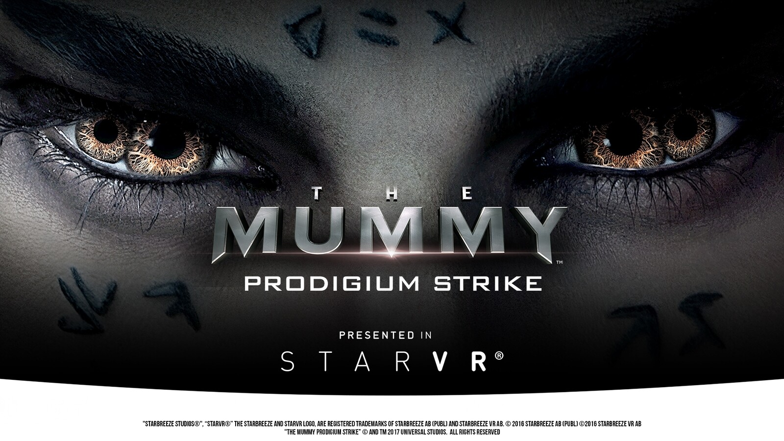 MUMMY PRODIGIUM STRIKE - STAR VR