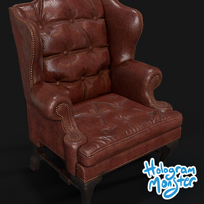 Hologram monster studio hologram monster studio chair thumb