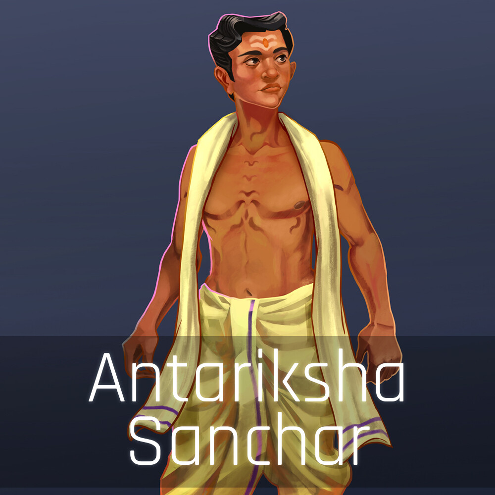 Antariksha Sanchar - Ramanujan concepts