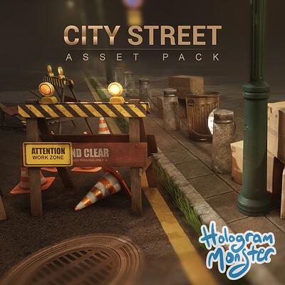 Hologram monster studio hologram monster studio iconimage citystreet