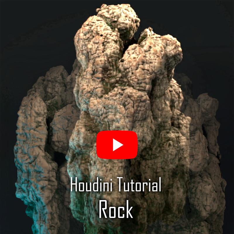 Houdini Rock breakdown