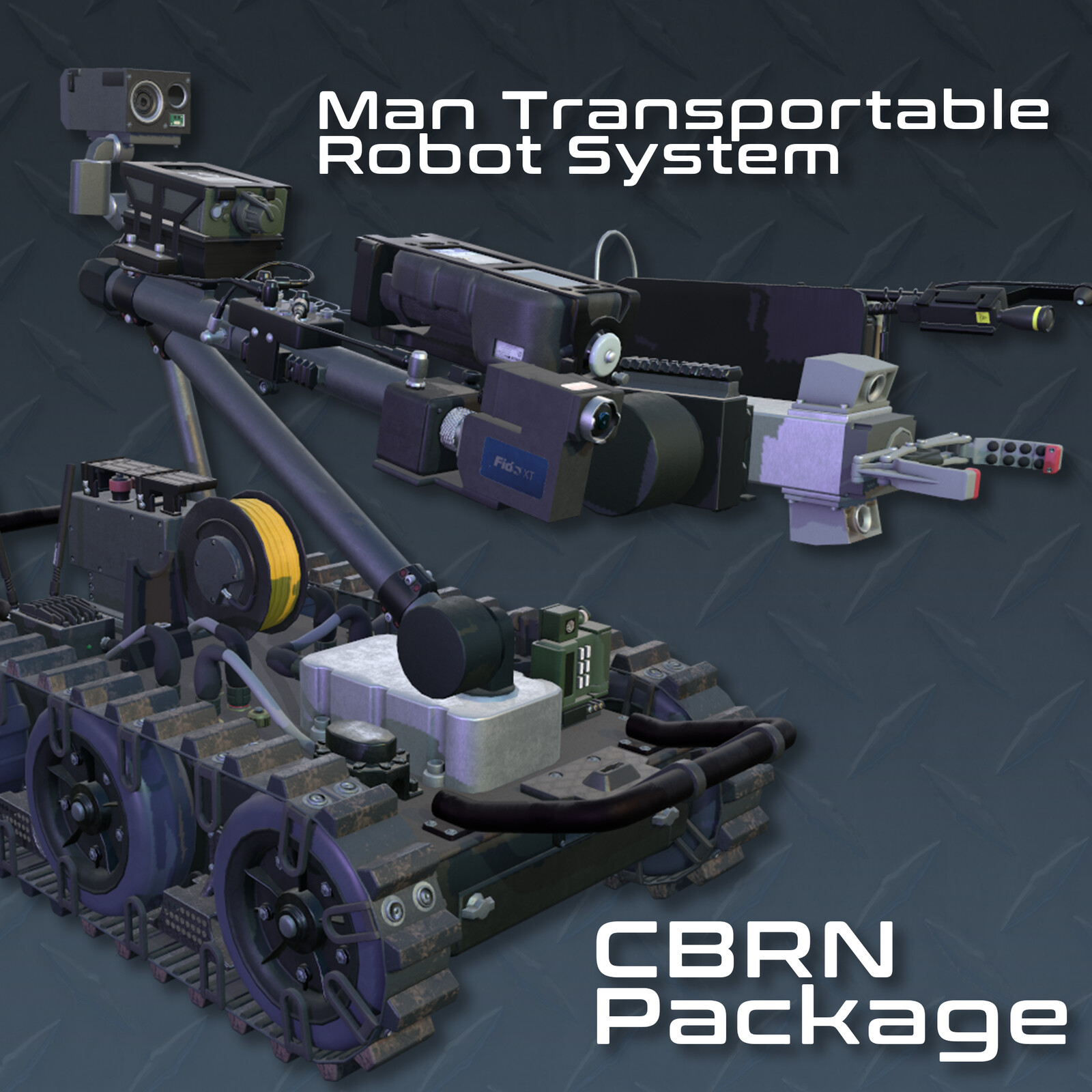 MTRS II CBRN Package