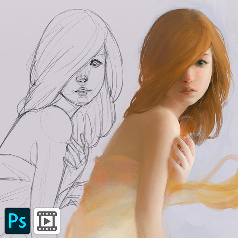[SBS] AUT - Painting in Photoshop