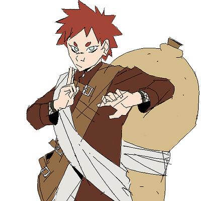 Garra ( Naruto )
