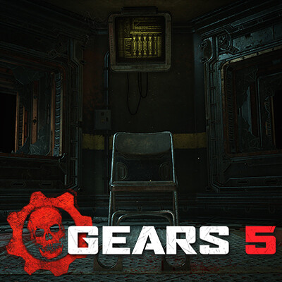 Julius peters gears 5 barracks thumb2