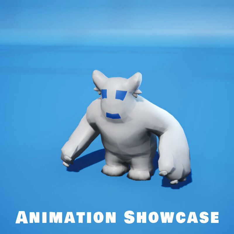 Yeti Animation Showcase | Heads n Tails: Mythical Petshop