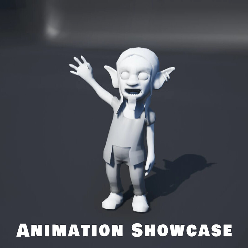 Goblin (NPC) Animation Showcase | Heads n Tails: Mythical Petshop