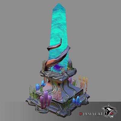 Djamacat gamesports djamacat gamesports obelisk monument concept thumbnail